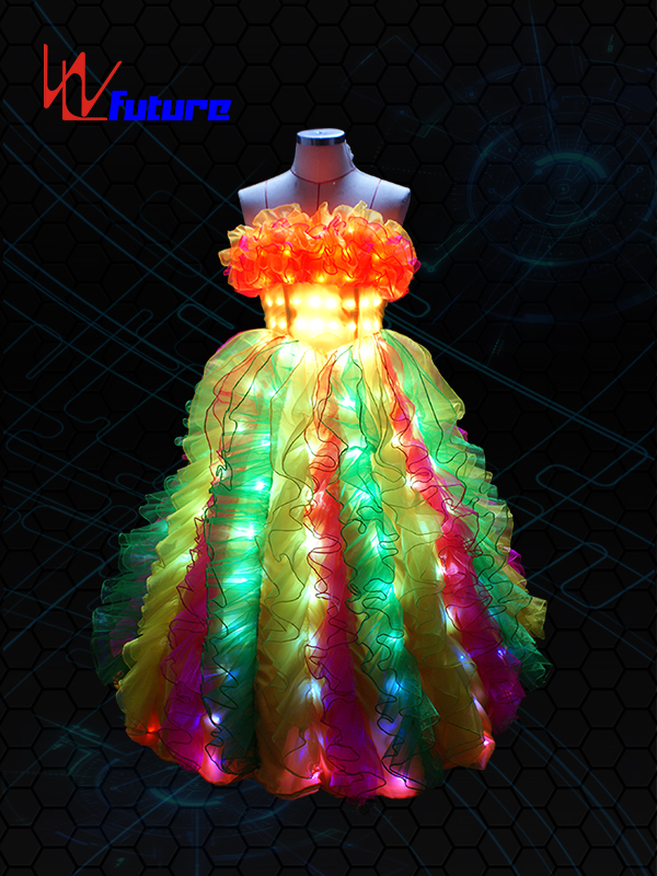 Light up Dress LED Lighting Clothes WL-06 Featured Image