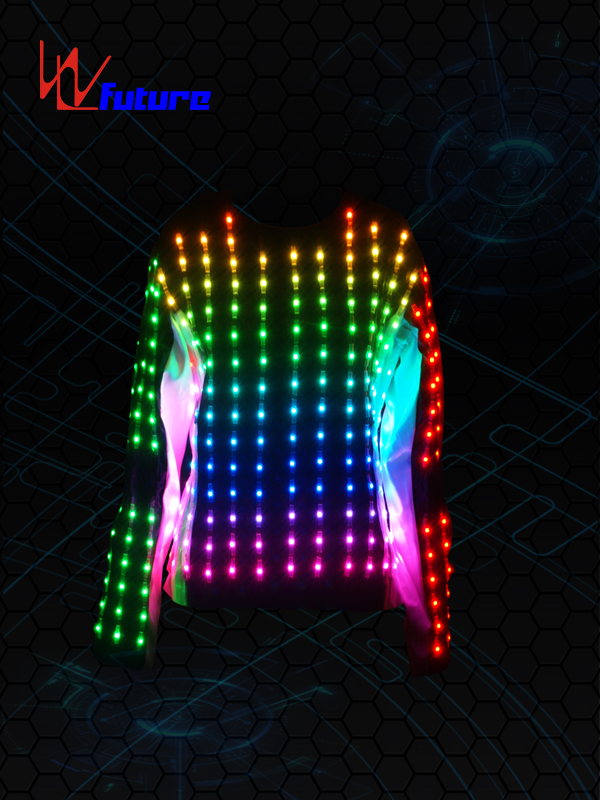 China New ProductRechargeable Led Gloves -