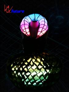 Custom Rainbow LED Lantern Costume for Performance WL-09
